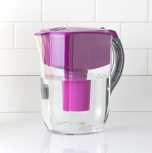 colorful kitchen appliance with purple ideas