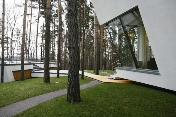 contemporary house design ideas in russian