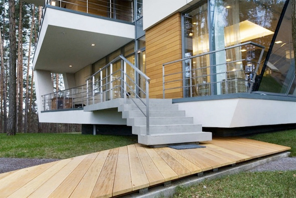 Deck Design Striking Wooden Terrace Designs Iroonie House Design With  Alfresco