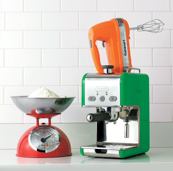 cool and colorful small kitchen appliances 15 Cool and Colorful Small Kitchen Appliances