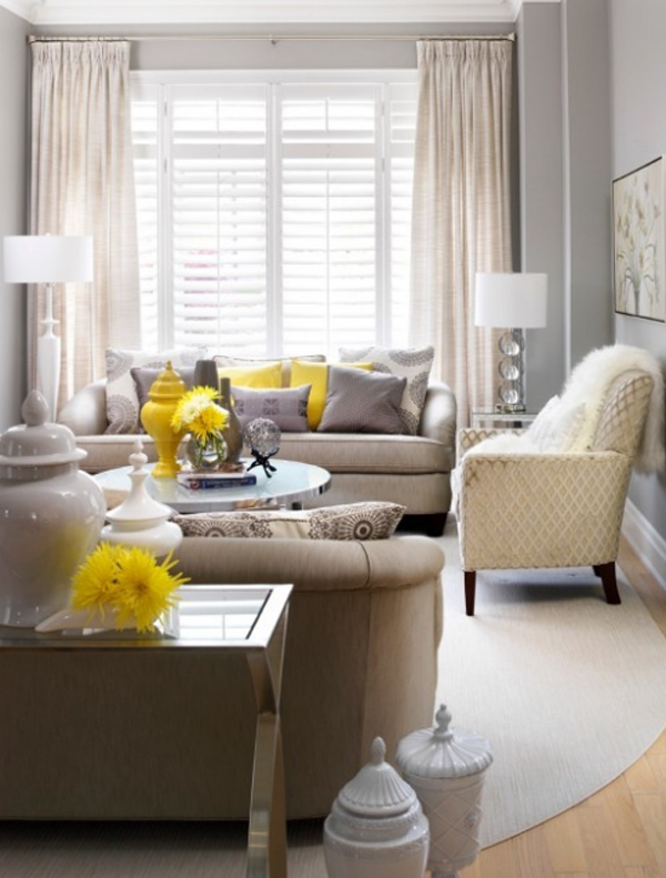 Fresh And Small Living Room Ideas For Trend 2013