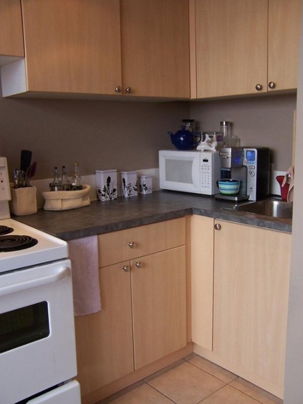 Kitchen Decorating Ideas For Small Apartments ...