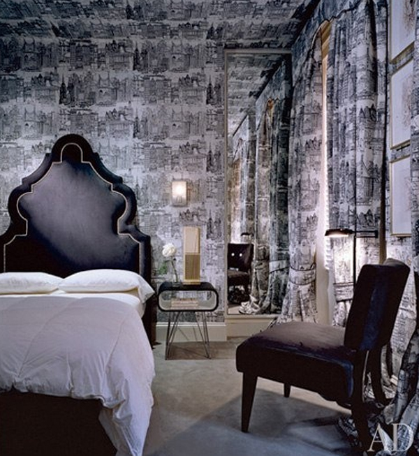 20 Coolest and Stylish Gothic Bedroom Ideas | HomeMydesign