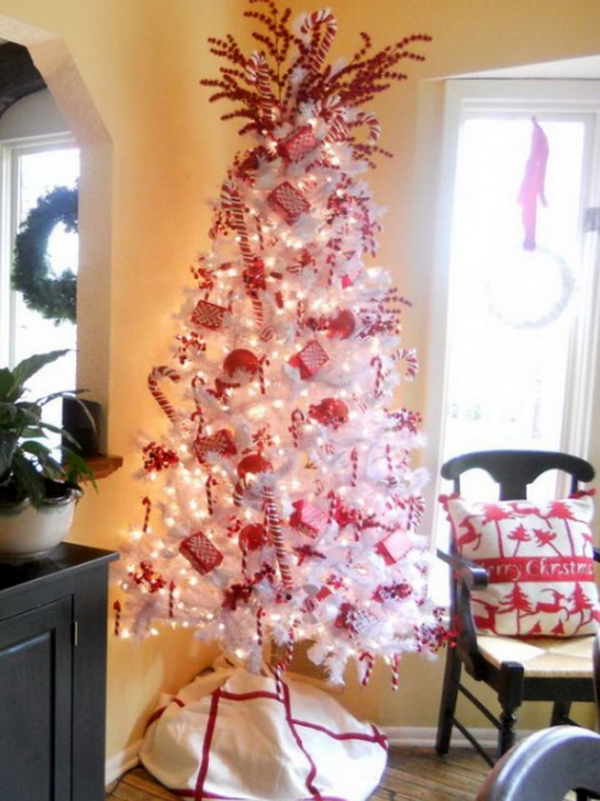 15 cute and beautiful pink christmas tree decorating ideas home
