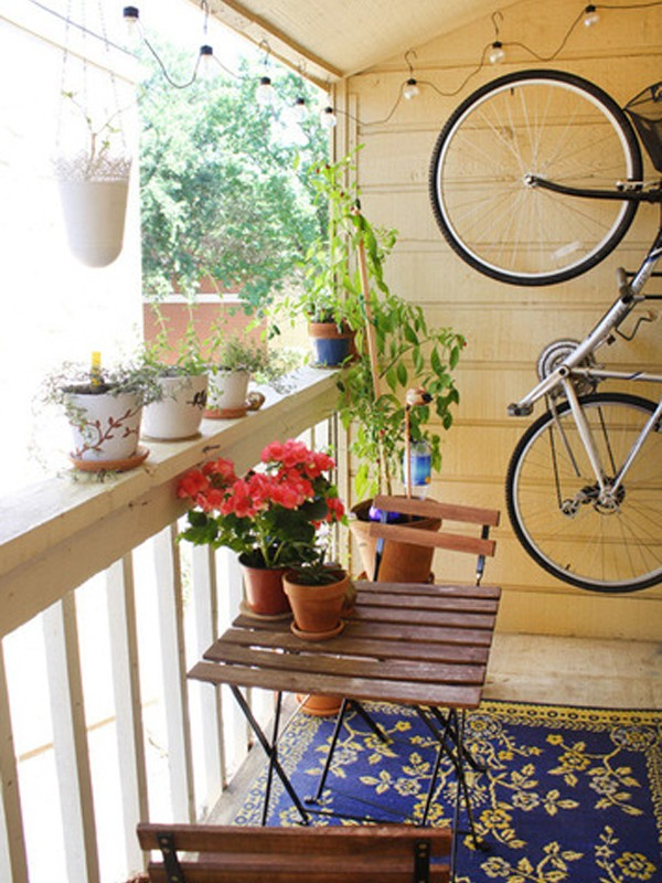 Small balcony decorating design for Small balcony ideas on a budget