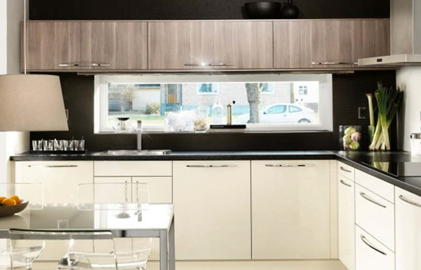 Inspiration modern kitchen design ideas from ikea furniture for Kitchen decor inspiration