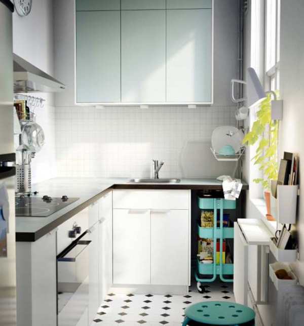 Inspiration Masterpiece Of Small Kitchen Designs