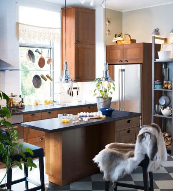 Inspiration Masterpiece Of Kitchen Design From Ikea Furniture 2013 ...