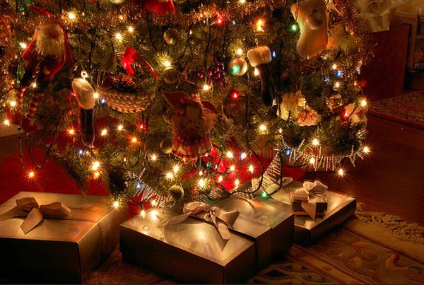 Inspiring Romantic Christmas Tree Light For Room Decorations