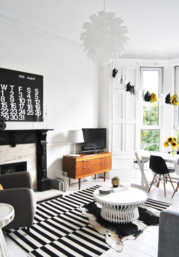 Best Living Room Designs 2013: Inspiring White Living Room Design : Best Collection 2013