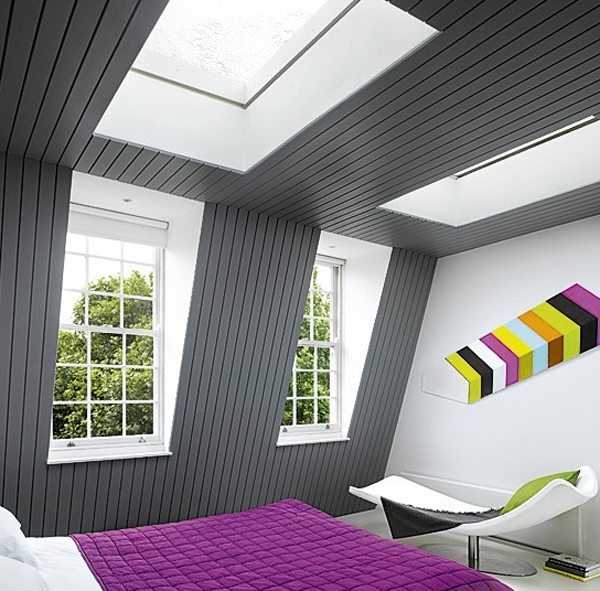 Best Home Décor Ideas From Kovi An Anthology: Kids-bedroom-design-with-attic-ideas