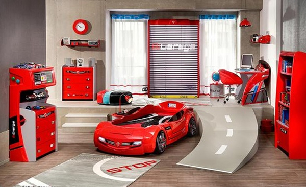 kids-car-beds-decor-ideas