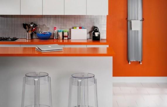 luxury-and-modern-radiators-from-orange kitchen-room