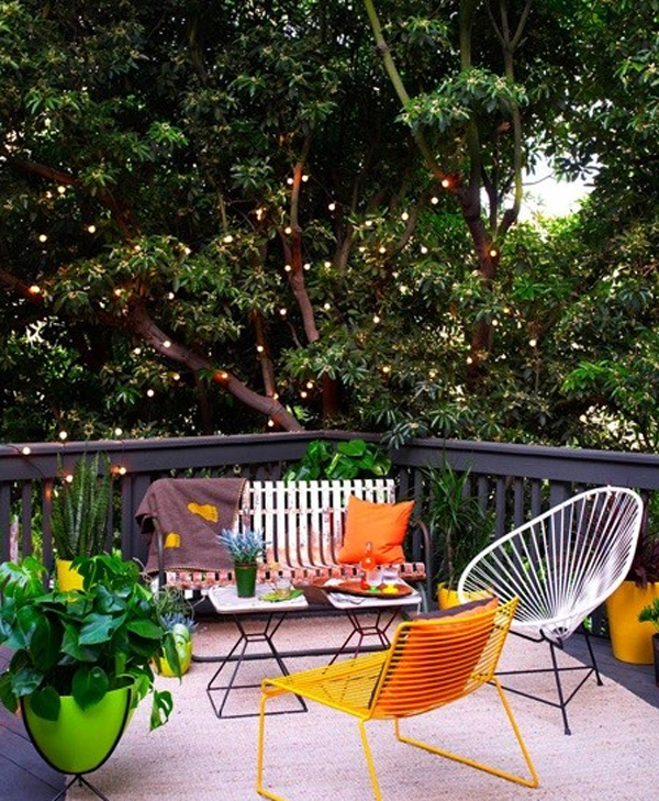 10 beautiful outdoor furniture garden ideas home design Home and garden furniture