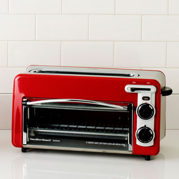 modern red kitchen appliances 15 Cool and Colorful Small Kitchen Appliances