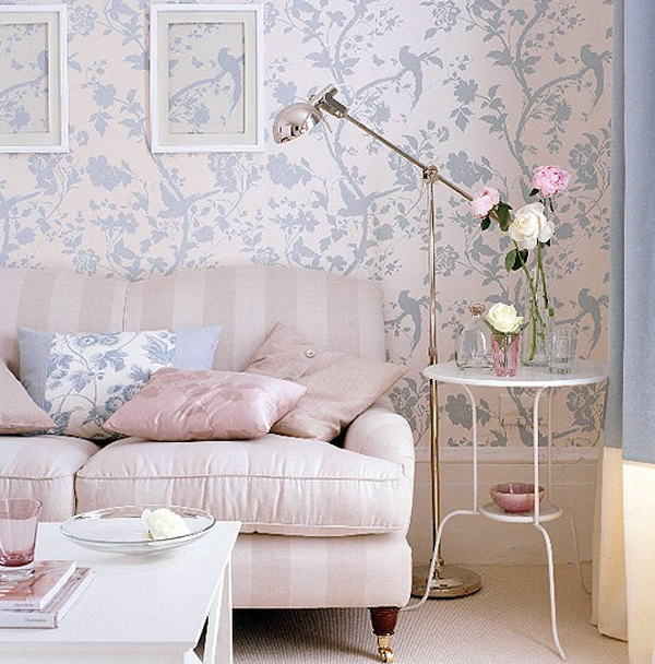 20 Cool and Amazing Pastel Living Room Ideas | HomeMydesign