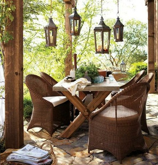 Beautiful And Modern Outdoor Furniture Garden Ideas: Beautiful-outdoor-furniture-garden-ideas