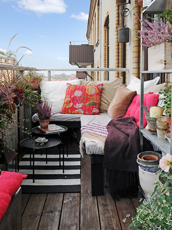 Small Outdoor Furniture For Balcony