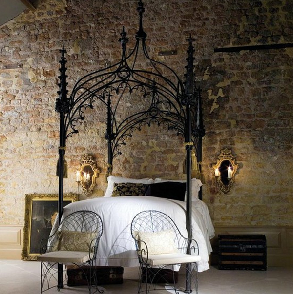 stylish-gothic-bedroom-design-ideas