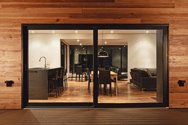 Wood Home Designs: Wood House In Beautiful Natural Concept