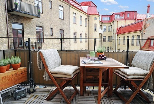 15 small outdoor furniture design for cozy balcony home design and rh homemydesign com outdoor furniture balcony sydney outdoor furniture balcony swing