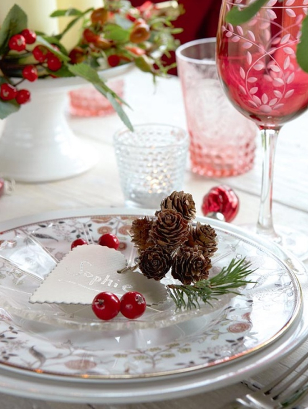 Incredible Pinterest Christmas Table Settings 600 x 798 · 307 kB · jpeg