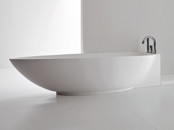 Contemporary Bathtubs Design With Japanese Philosophy From