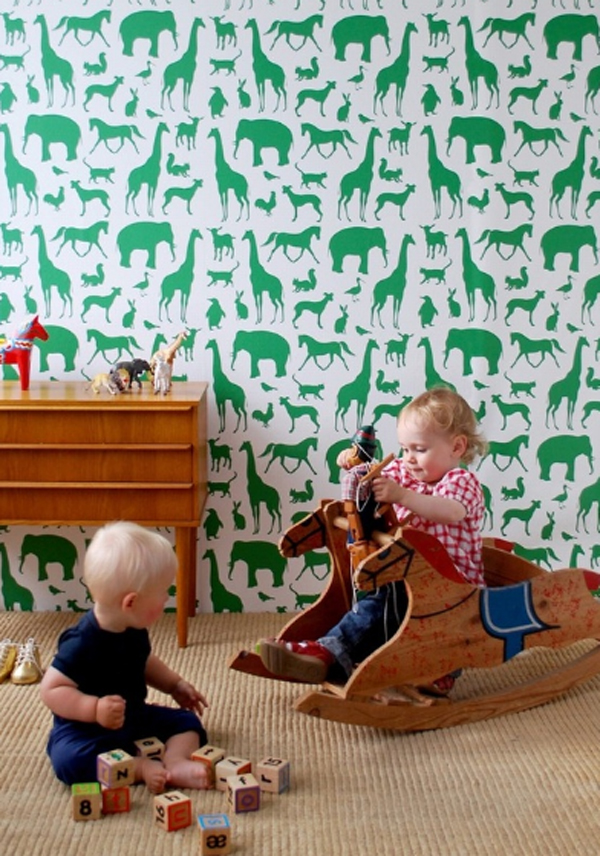 cool-and-creative-kids-room-wallpaper-ideas