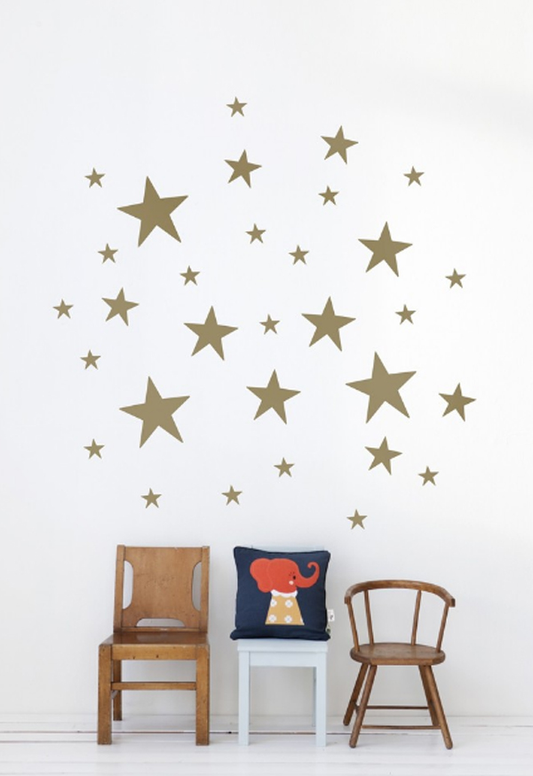 Cool And Creative Wallpaper Kids Room Ideas