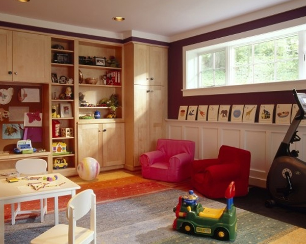 cool and wonderful kids room ideas with home office design - Cool Home Office Designs