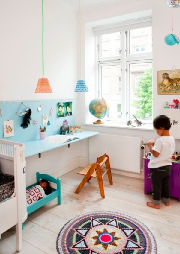 15 Cool And Wonderful Kids Room Design With Office Decorations Home Design And Interior