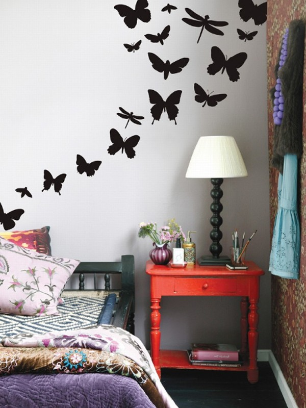 Kids Room Wallpaper Designs Part - 29: Gallery Of 17 Cool And Creative Kids Room Wallpaper Ideas