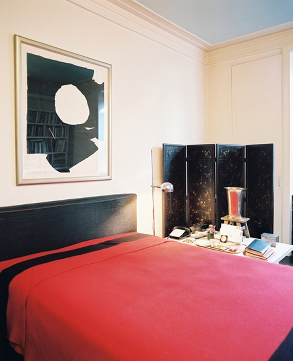 Coolest Black And Red Bedroom Decor Ideas