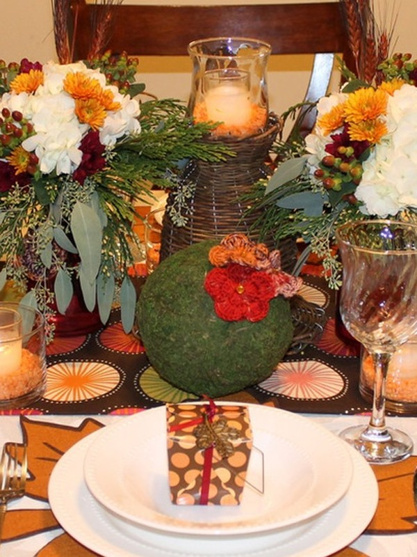 Gorgeous and awesome thanksgiving tables for Gorgeous thanksgiving table settings