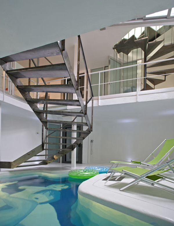 indoor-pool-with-staircase-in-casa-rota-house