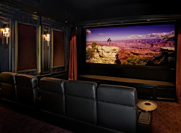 Charming Stunning Best Home Theatre Designs Images   Interior Design Ideas    Yareklamo.com