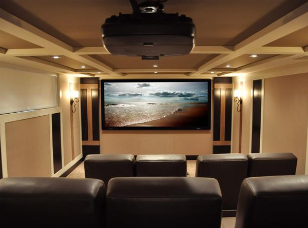 Superior Gallery Of 24 Inspiring Home Theater Design : Best Collection From Cedia