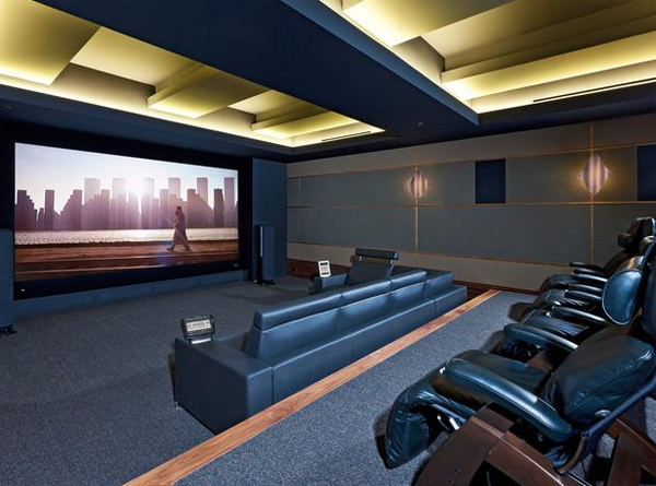 24 Inspiring Home Theater Design : Best Collection From Cedia ...