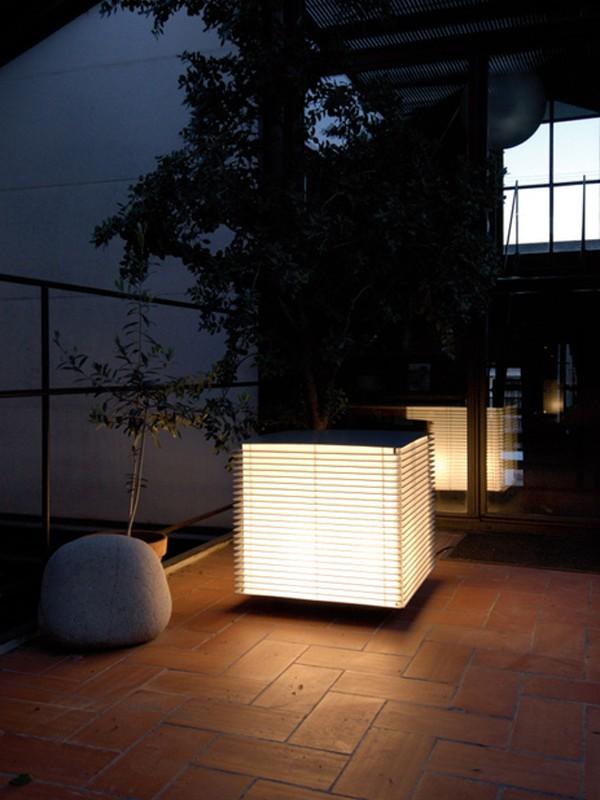 Solar Garden Lamp Design By Antoni Arola