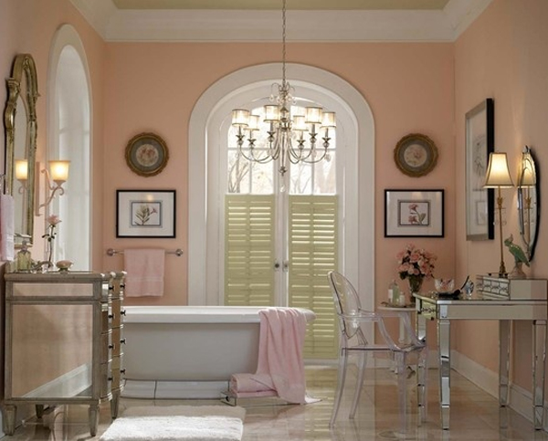 10 luxury bathroom design with classic elements - Luxury Bathroom