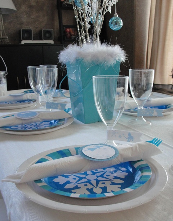 Most Amazing Christmas Table Decorating Ideas