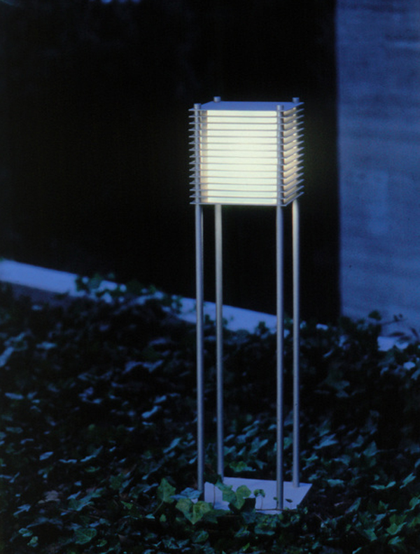 Solar Garden Lamps With Japanese Culture by Antoni Arola Home