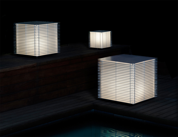 japanese garden lighting. Solar Garden Lamps With Japanese Culture By Antoni Arola Lighting T
