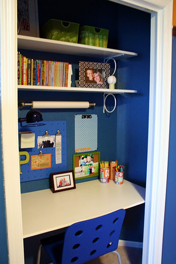 Small Craft Room Office