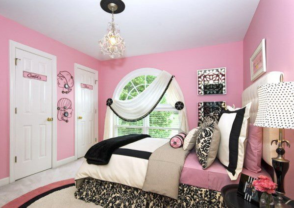 stylish-girl-bedroom-design-with-pink-color