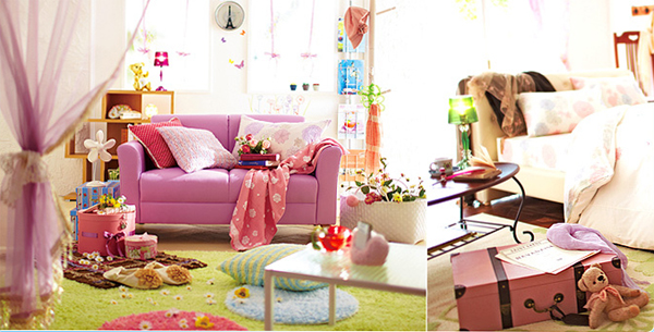 stylish-girl-bedroom-design-with-pink-decorations
