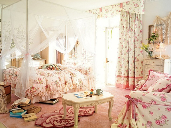 stylish-girl-bedroom-ideas-with-pink-color