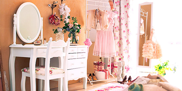 stylish-pink-bedroom-furniture-with-pink-theme