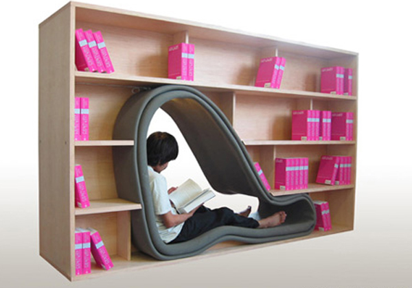 Best Collection Of Modern Bookshelf Ideas 2013 | homemydesign.