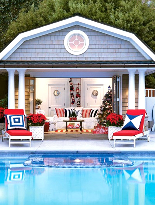 14 fortable And Modern Backyard Pool Ideas